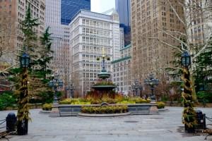 Park New York City Hall