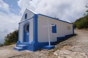 chapelle de Notre Dame du calvaire de la Désirade