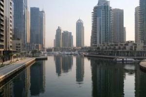 la Marina Dubai