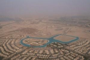 Dubai en hélicoptère