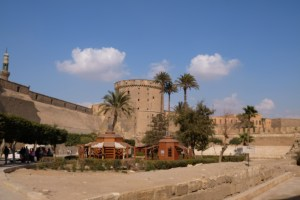 citadelle de Saladin au Caire