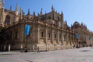 La cathédrale Santa Maria à Séville