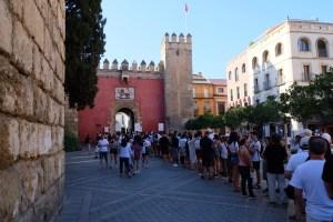 Palais Royal Alcazar de Séville