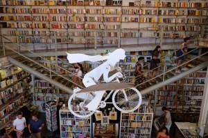 la LX factory library