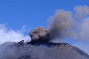 Eruption de l'Etna !