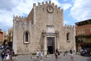 l'ancienne église St Giuseppe.