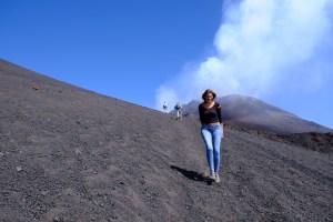 A la découverte de l'Etna!