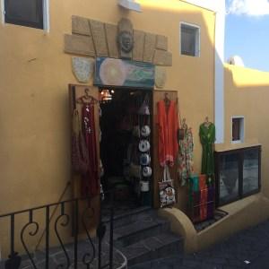 ruelles centre ville du Stromboli
