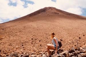 L'ascension du Teide