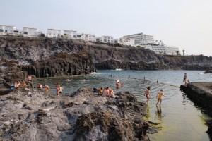 piscines naturelles Los Gigantes