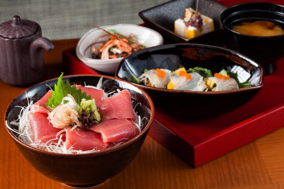Kumamoto Tuna Don Set