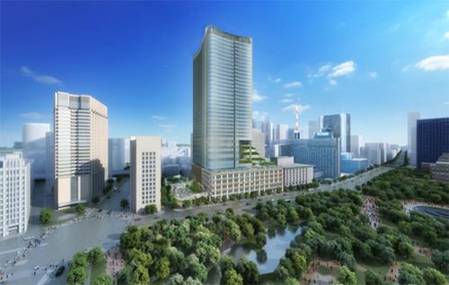 2018最注目新名所「東京ミッドタウン日比谷」,3月29日正式開業。