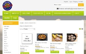 US Wellness Meats Home Page