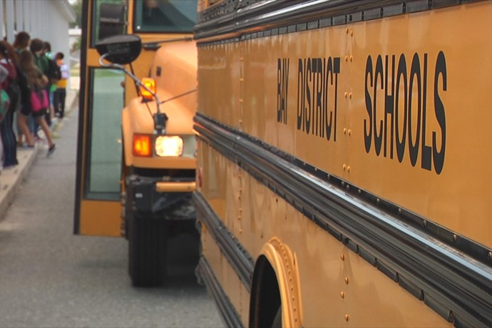 Bay District Schools School Bus_-6495736540446700098