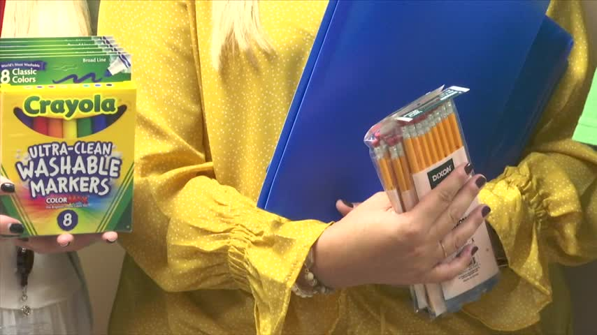 Publix and United Way Donate School Supplies
