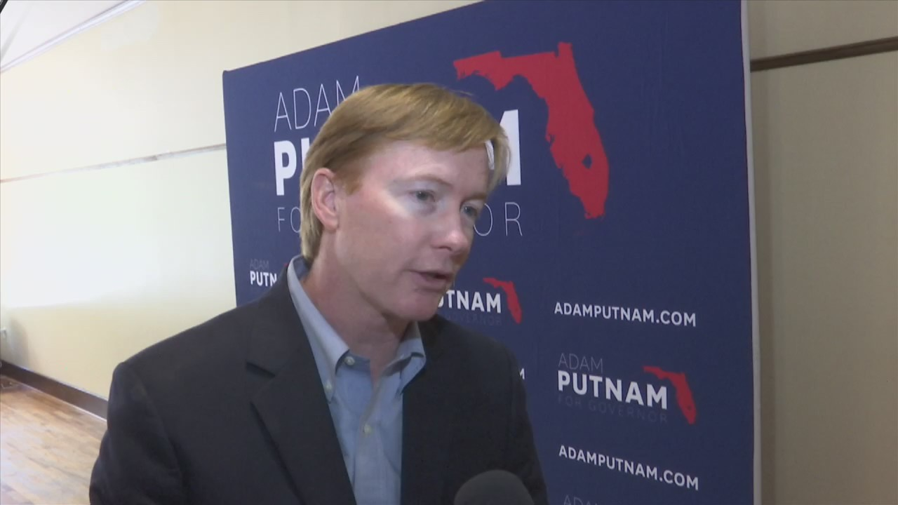 Adam Putnam Addresses Past Gun Controversy