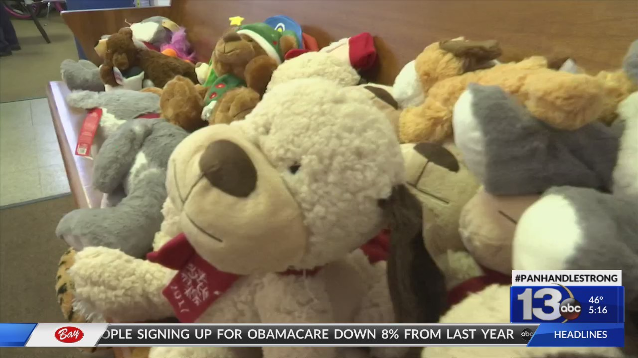 Advocates for Abused Children Create a Toy Shop