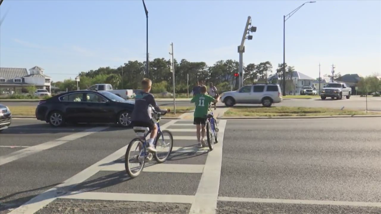 POTENTIAL PEDESTRIAN TUNNEL TO BE BUILT IN SOUTH WALTON