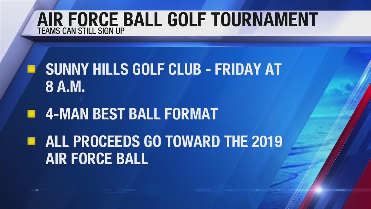 Air Force Ball Golf Tournament