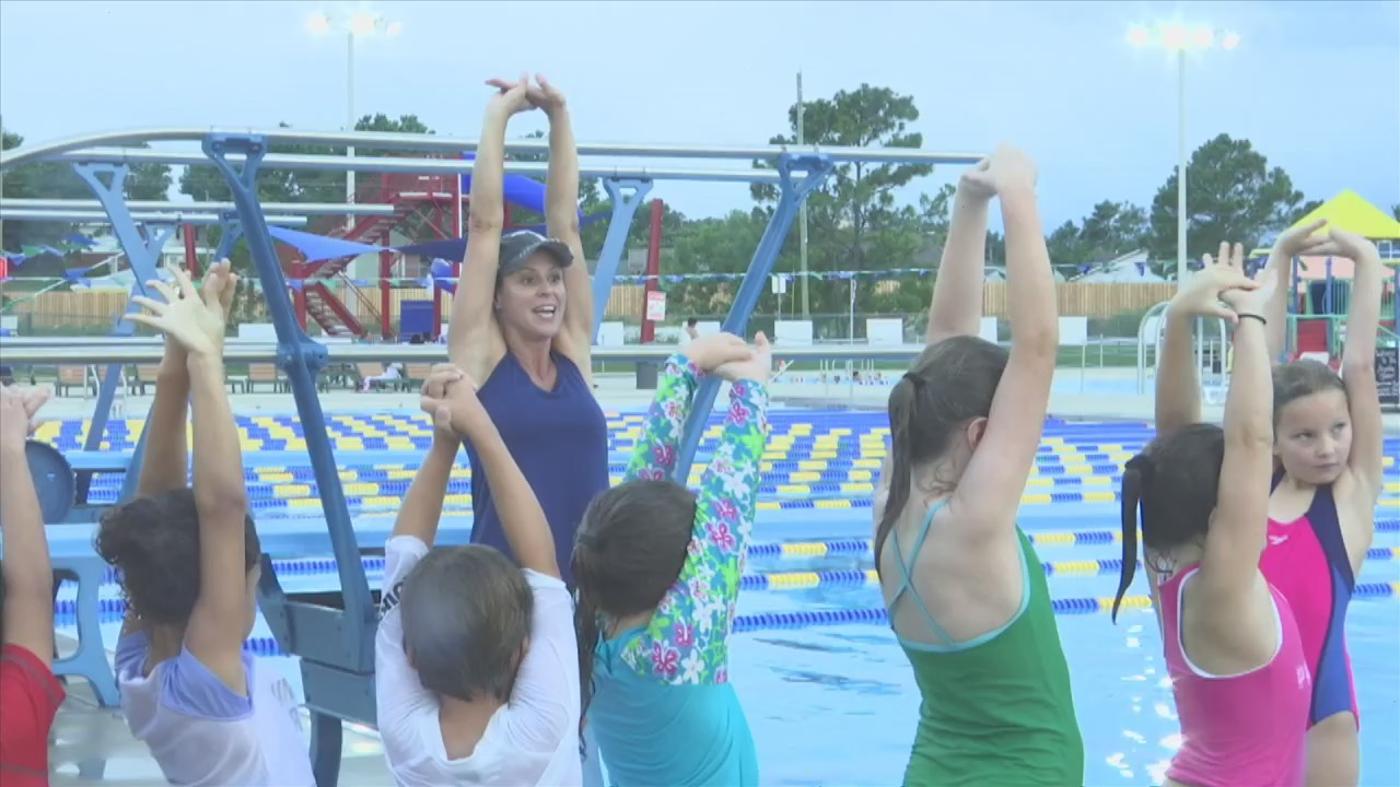 Former Alabama Diver hosts summer camp