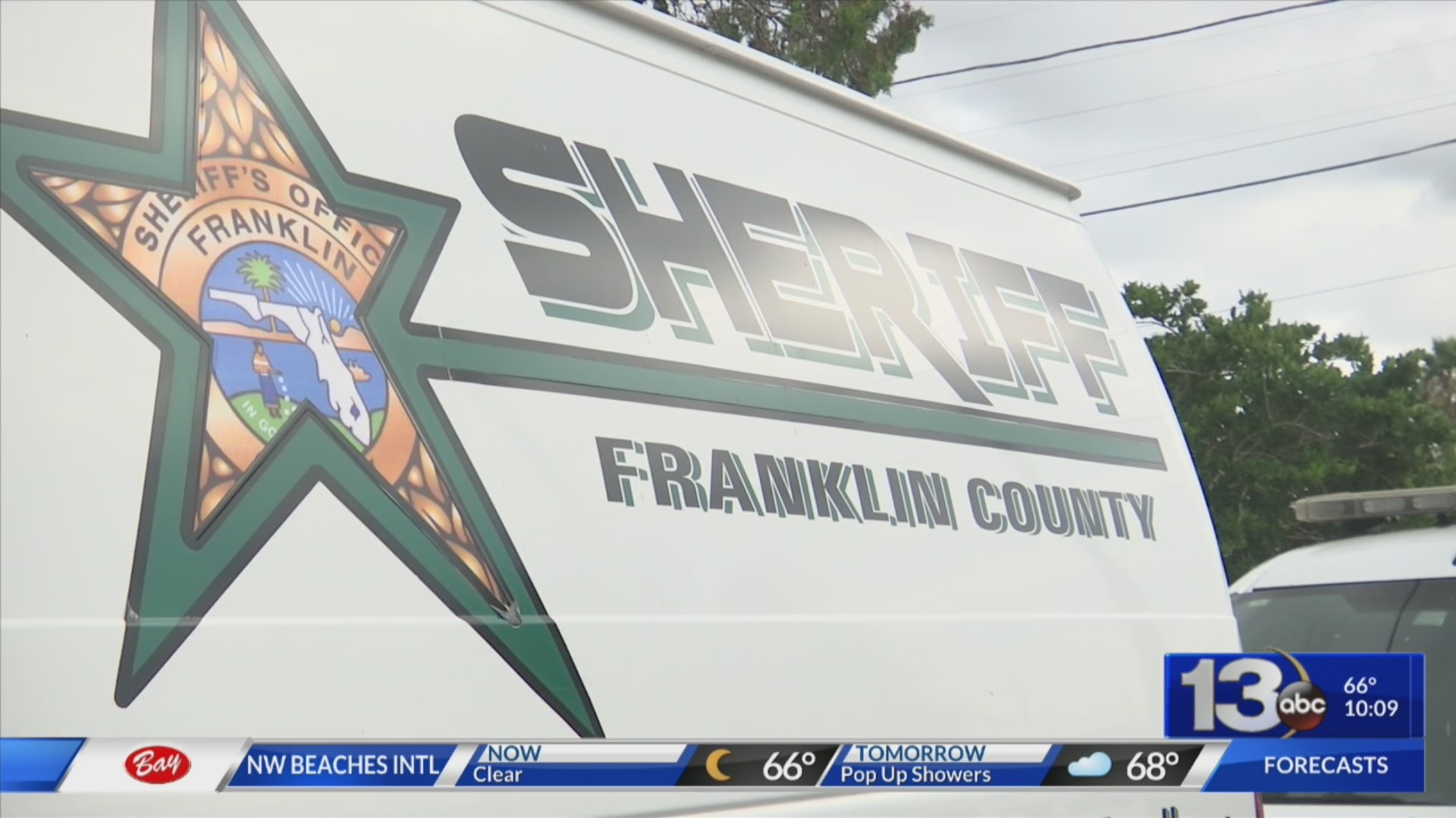 Franklin County Sheriff Elected President Of Fdsa Wmbb