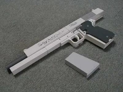 Paper Gun Templates Download | www.imgarcade.com - Online ...