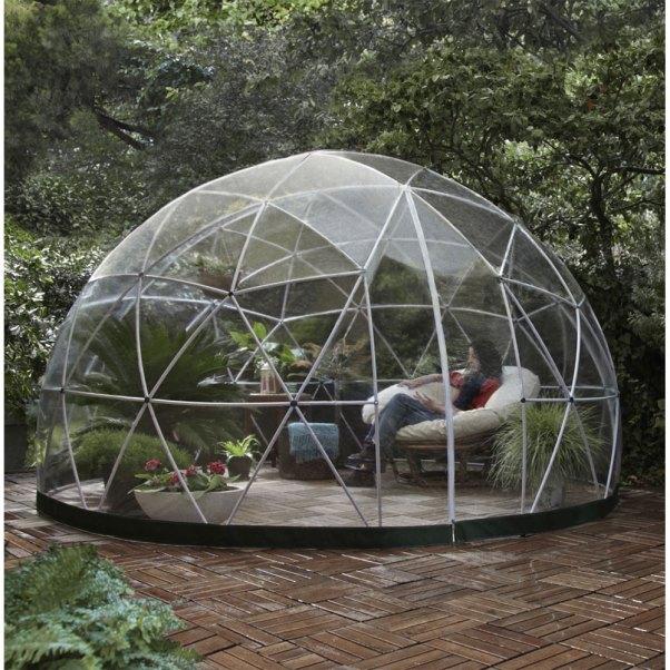 garten iglo - der etwas andere pavillon, Gartengerate ideen