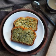 Orange and poppy seed cake