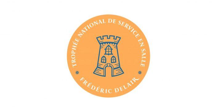 trophée Frédéric Delair du service en salle