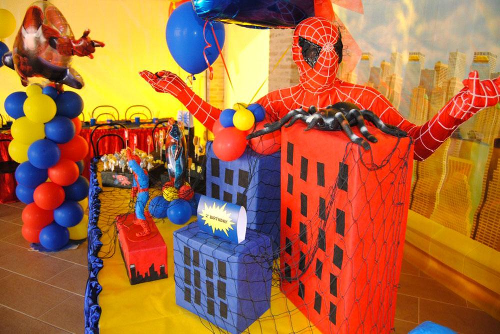 Organizzazione Feste Di Compleanno A Tema Supereroi A Milano