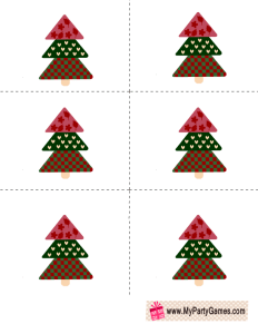 Trees for Who got the Santa Game