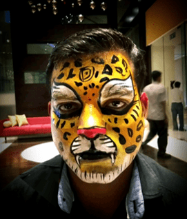 Book Face painting artist in Bangalore