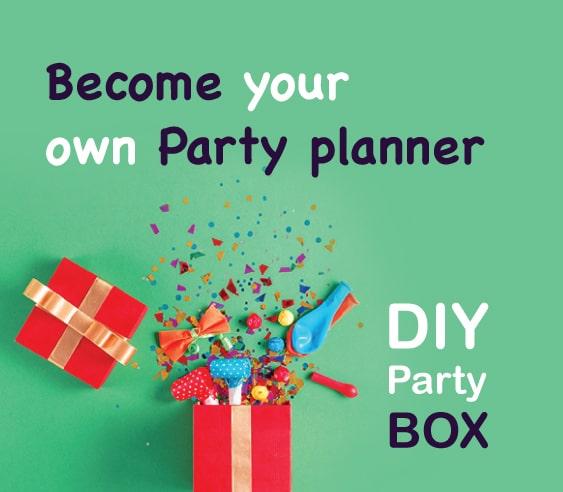 DIY Party-Box