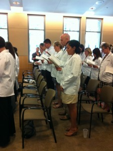 physician assistant oath
