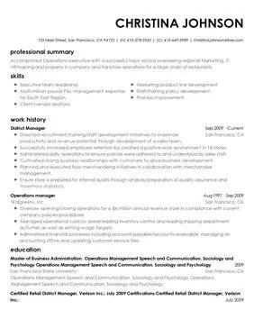 Impactful Professional Healthcare Resume Examples