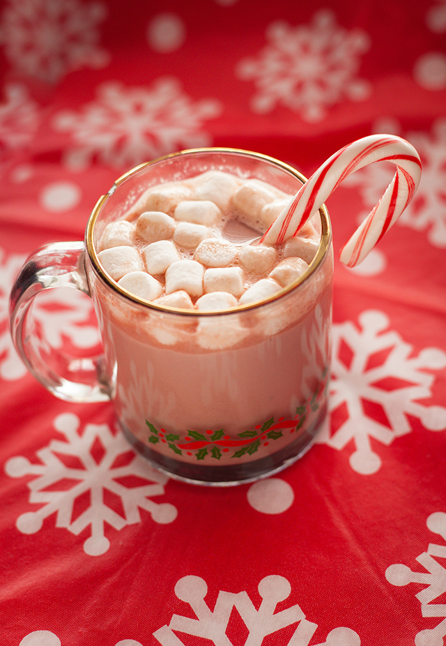 Snowman Soup Hot Chocolate
