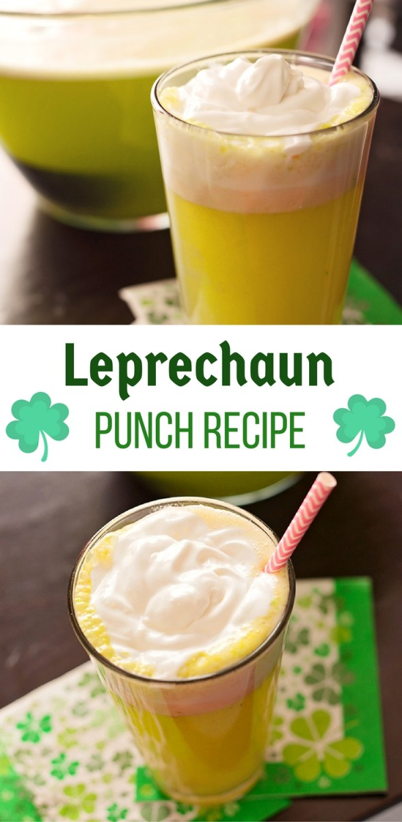 Leprechaun Punch Recipe