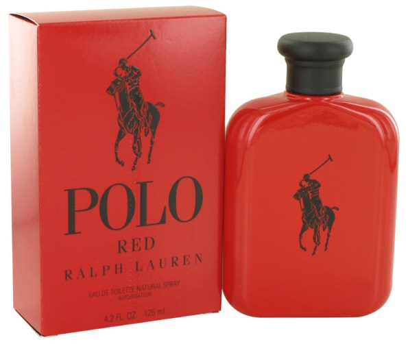 Polo Red Cologne for Men by Ralph Lauren