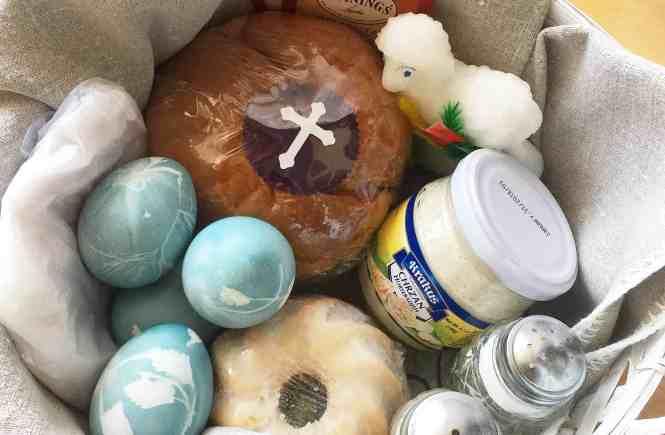 Easter Basket | www.mypetitejoys.com
