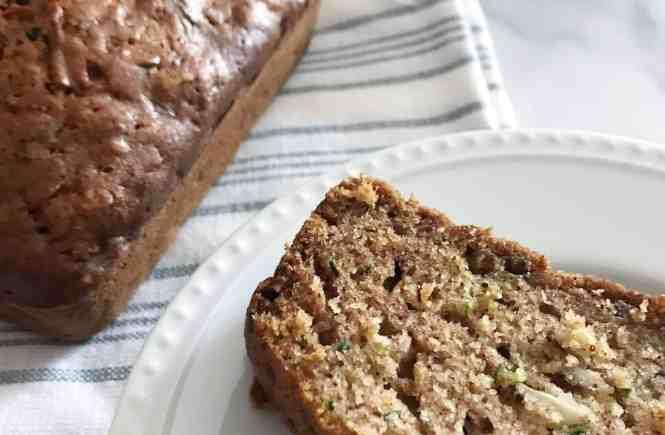 Zucchini Bread | www.mypetitejoys.com