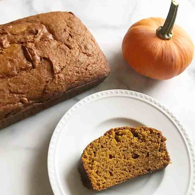 Pumpkin Bread | www.mypetitejoys.com