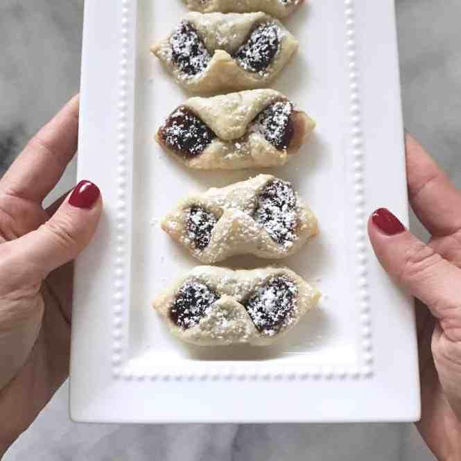 Homemade Kolacky | www.mypetitejoys.com