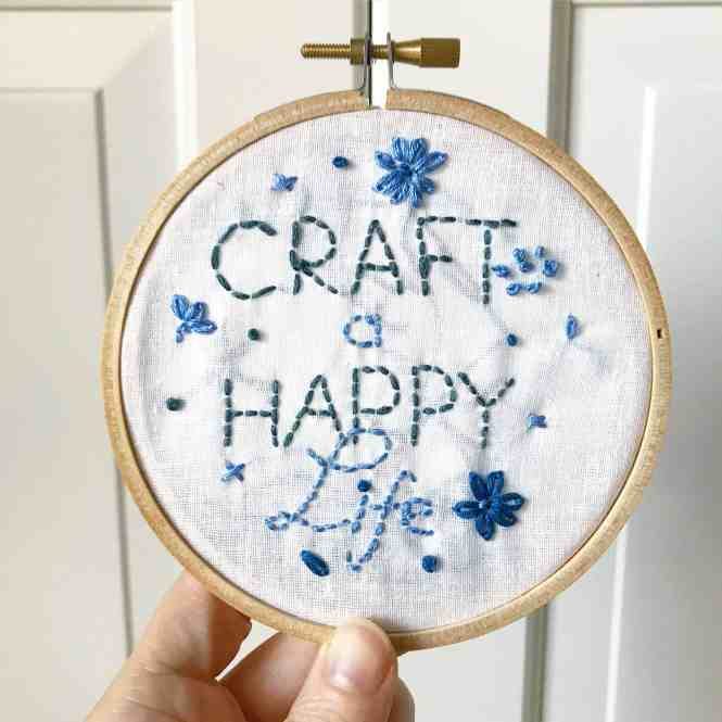Embroidery | www.mypetitejoys.com
