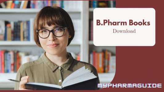 B.Pharm Books