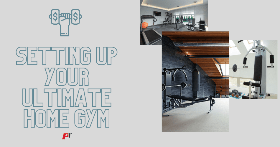 setting up home gym