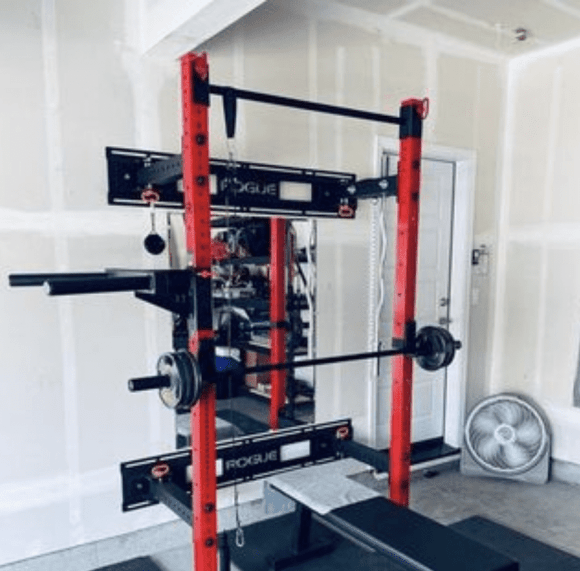 Rogue Power Rack Cover