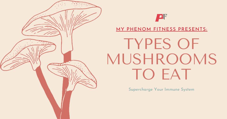 Types Of Mushrooms To Eat