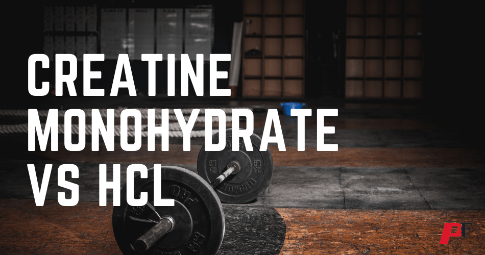 Creatine Monohydrate vs HCL