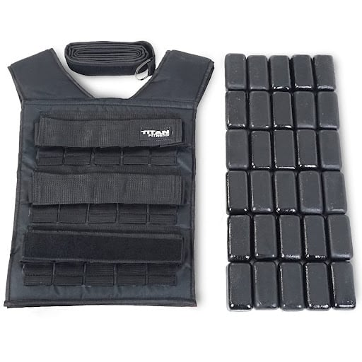 Titan Fitness weight vest