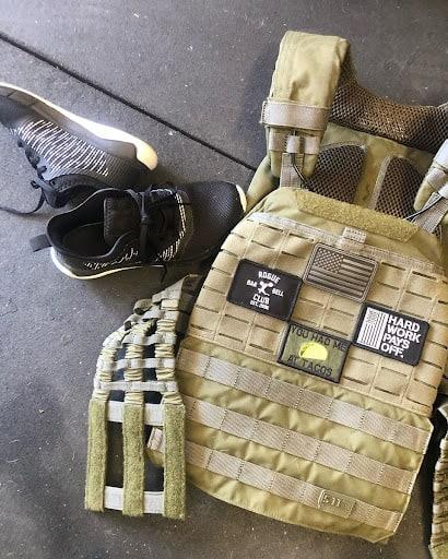 5.11 TacTec Plate Carrier Vest